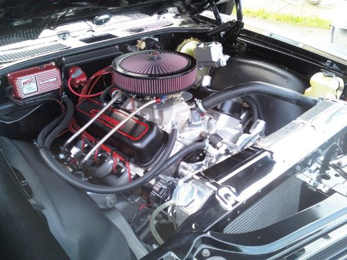 performance hot rod engine